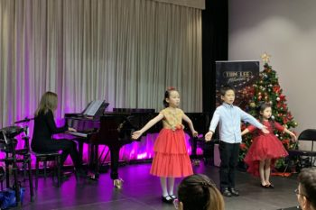 Academy Christmas Concerts at Tom Lee Music Downtown MEC